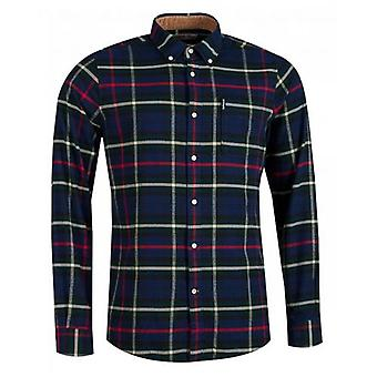 Camisa Barbour Highland Check 19 Tailored Fit