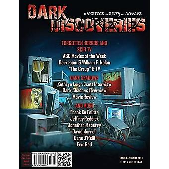 Dark Discoveries  Issue 24 by Maberry & Jonathan