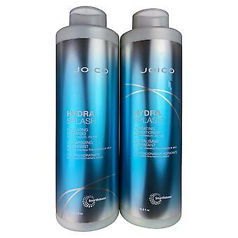 Joico hydra splash hydrating shampoo & conditioner duo 33.8 oz