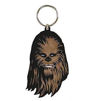 Star Wars PVC Keyring Chewbacca