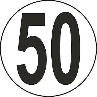ملصقا ملصقا macaroon جرار قرص السرعة السرعة شاحنة 50 كم / ساعة