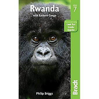 Rwanda - with Eastern Congo by Philip Briggs - 9781784770969 Book