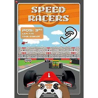 Speed Racers by Kirsty Holmes - 9781789980196 Book