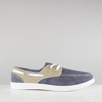 Dr Keller Thad Mens Deck Shoes Navy