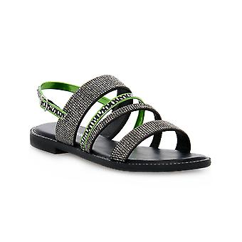 Cafe ' noir 2585 frite with rhinestone sandals