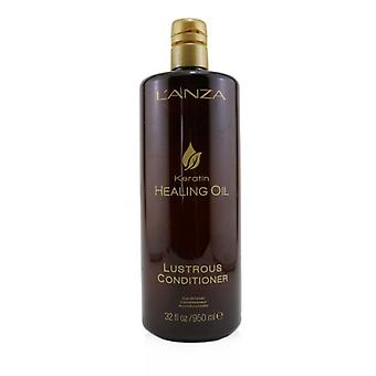 Lanza Keratin Healing Oil Lustrous Conditioner 950ml/32oz