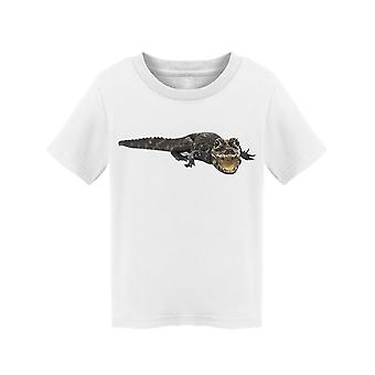 Broad-Snouted Crocodile Tee Toddler's -Image by Shutterstock