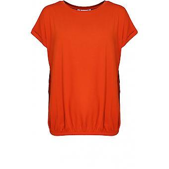 Masai Vaatteet Eione Kurpitsa Jersey Top
