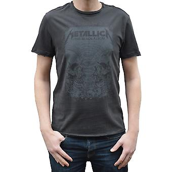 Amplified Metallica The Black Album Crew Neck T-Shirt