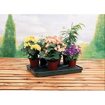 Large Self Watering Plant Tray Plastic Garden Grow