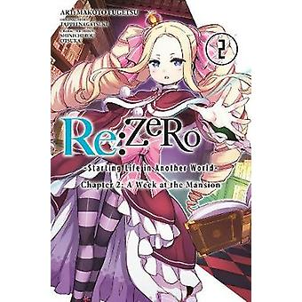 ReZERO Starting Life in Another World Chapter 2 A Week by Tappei Nagatsuki