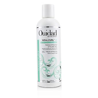 Vital curl +tress effects styling gel (classic curls) 234723 250ml/8.5oz