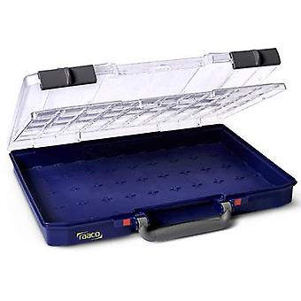 raaco CarryLite 55 5x10-0/DLU Assortment case No. of compartments: 0 1 pc(s)