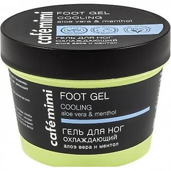 Cafe Mimi Refreshing Foot Gel 110 ml