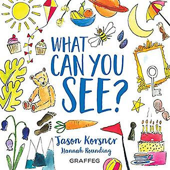 What Can You See? by Jason Korsner - 9781913134556 Book