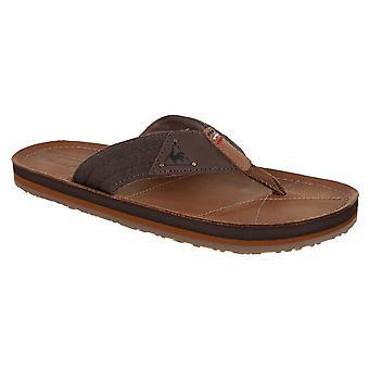 Le coq sportif Juste Slipper 3010152 universele zomer heren schoenen