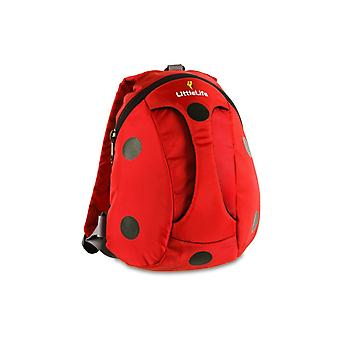 LittleLife Active Grip Ladybird Backpack