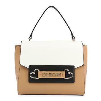 Woman polyurethane shoulder handbag lm79575