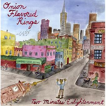 Onion Flavored Rings - Two Minutes' Enlightenment [CD] USA import