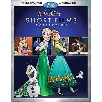 Walt Disney Animation Studios korta filmer Coll [Blu-ray] USA import