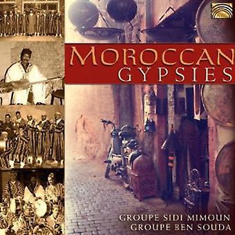 Grupo Sidi Mimoun/Groupe Ben suda - importación de USA de gitanos marroquí [CD]
