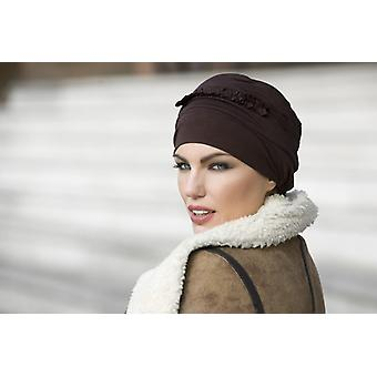 Winter hat for hair loss - Bianca