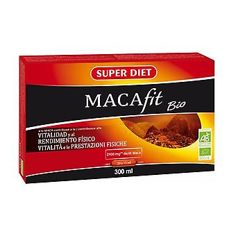 Macafit 20 ampoules of 15ml