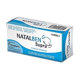 Natalben Supra 30 capsules