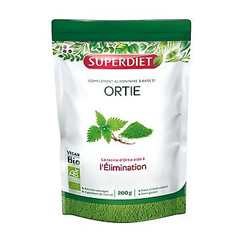 ORGANIC Nettle 200 g of powder
