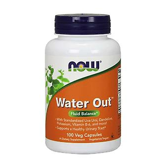 Water out 100 vegetable capsules