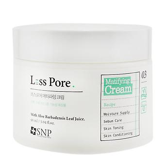 Snp weniger Porenmatisierende Creme (Exp. Datum 12/2020) 248550 90ml/3,04 Unzen