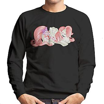 My Little Pony Strawberry Sweetie Sleep Men's Sweatshirt