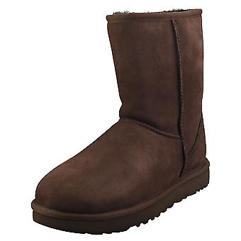 UGG Classic Short 2 Womens Classic Boots in Chocolate