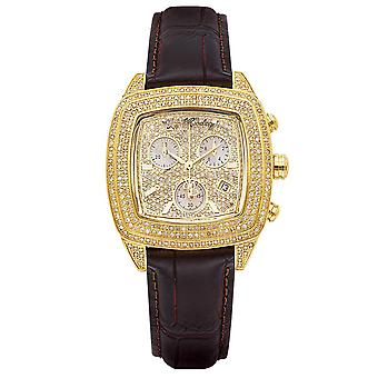 Joe Rodeo diamond ladies watch - CHELSEA gold 5 ctw
