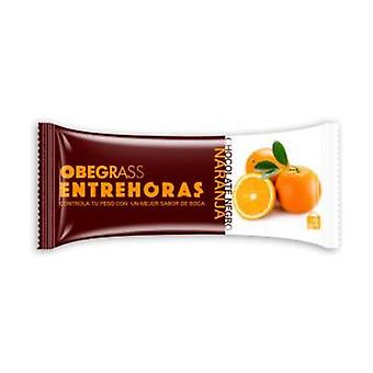 Obegrass Between Hours Bar (Cioccolato Fondente Arancia) None