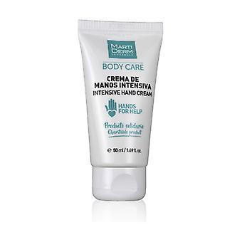 Hands Cream Intensive 50 ml of cream