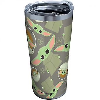 Star Wars The Mandalorian The Child Pattern 20 oz. Stainless Tervis® Tumbler