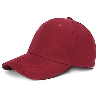 Wielokolorowy kucyk wiosna regulowana bawełniana czapka mężczyźni kobiety