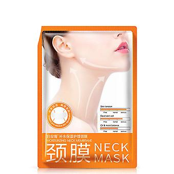 Neck Mask - Anti Wrinkle Hudvård Whitening, Närande Bästa Cream
