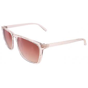 Sunglasses Unisex Bondi Cat.3 Transparent / Pink