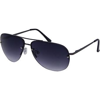 Sunglasses Unisex Casual Kat. 3 black/grey (7200)