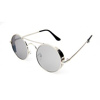 Sunglasses Unisex silver/grey (20-098)