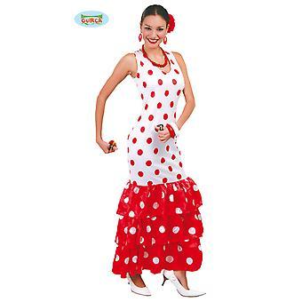 Kostium tancerza flamenco dla pań karnawał Spanerin