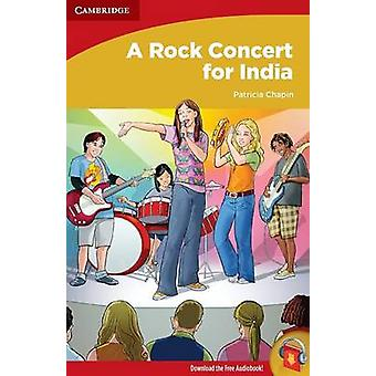 A Rock Concert for India by Chapin & Patricia