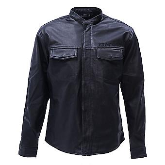 West Coast Choppers Men's Leather Jacket OG Perforated Leather