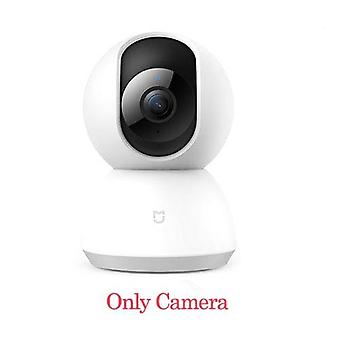 Xiaomi Mijia Cctv-smart Ip-360 Camera, Wifi Pan-tilt Night-vision 360 Angle
