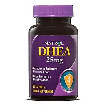 Natrol DHEA, 25 mg, 90 Caps