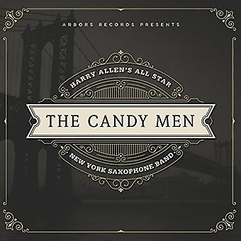 Harry Allen - New York Saxophone Band: Candy Men [CD] USA import