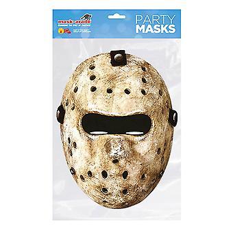 Máscara-arade Horror Hockey Personaje Partido Máscara de Cara