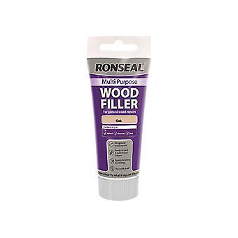 Ronseal Multi Purpose Wood Filler Tube Oak 325g